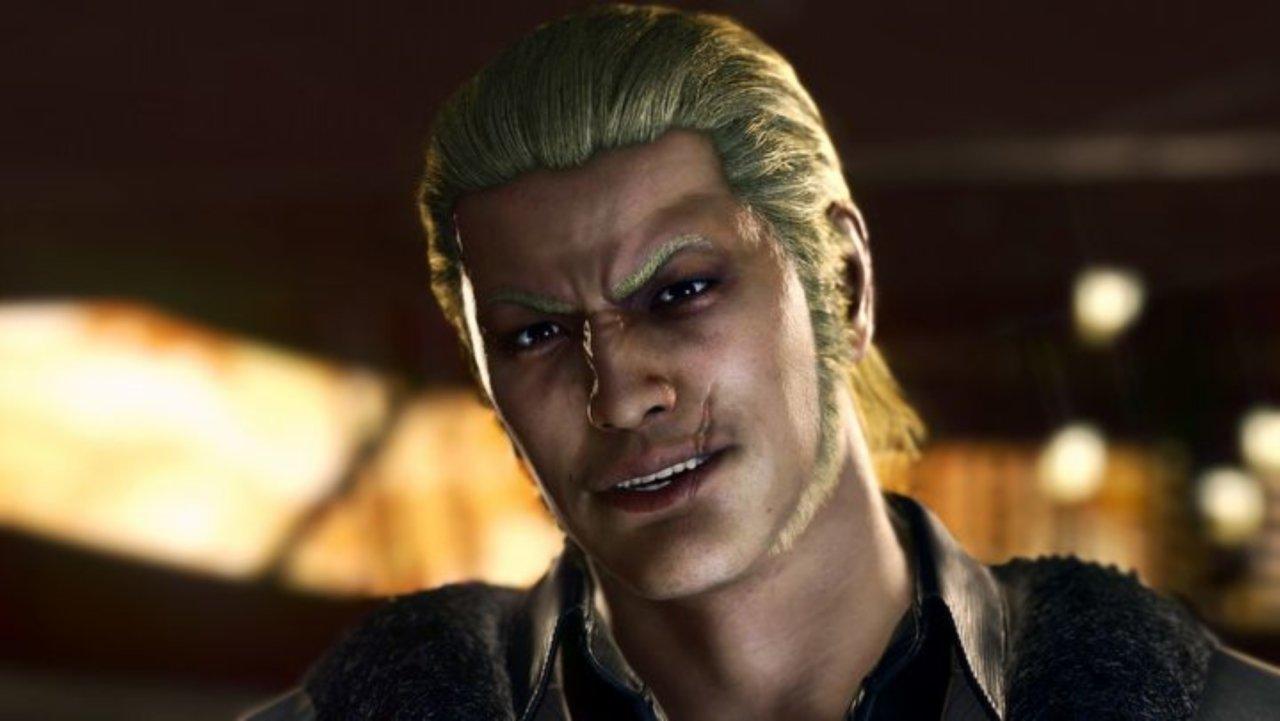 Ryuji Goda from Yakuza Kiwami 2