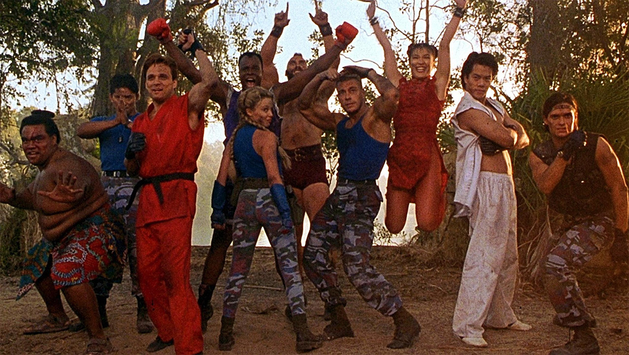 Street Fighter The Movie Perfectly Marries Quarters And Cocaine