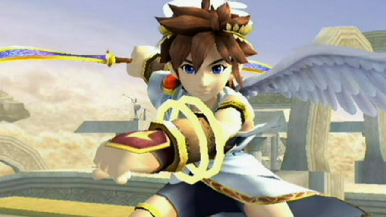 Pit from Kid Icarus