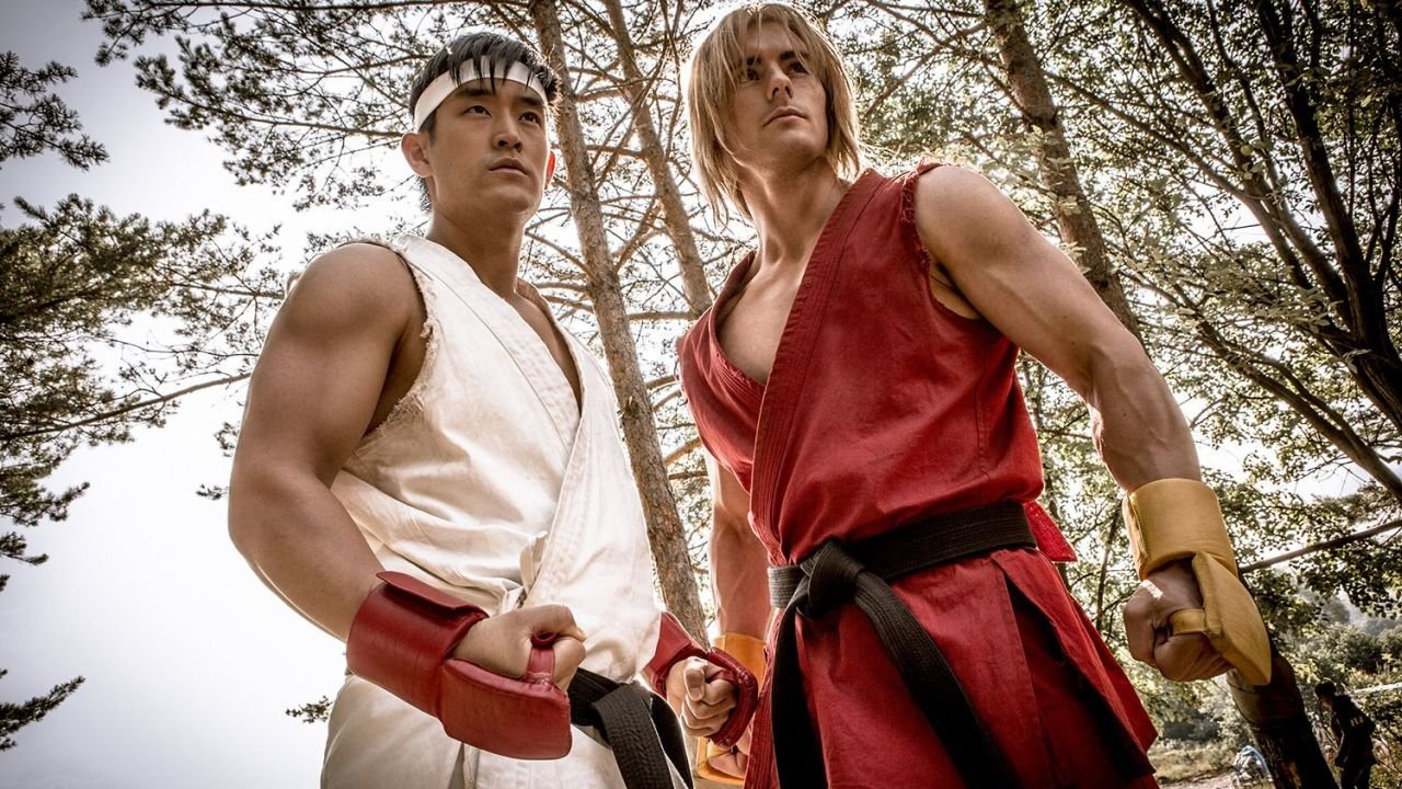 Street Fighter Assassin S Fist Is The Best Live Action Video Game Movie Ever Made Doublejump