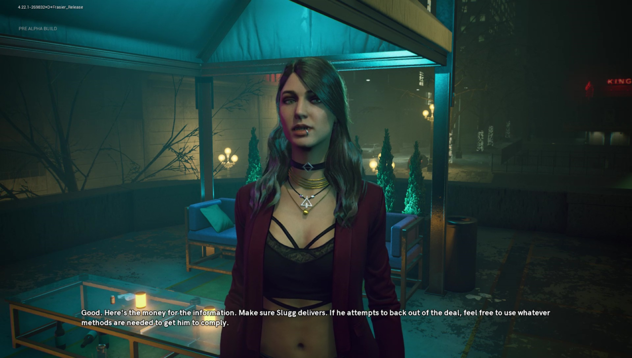 Vampire: The Masquerade Bloodlines 2 screenshot