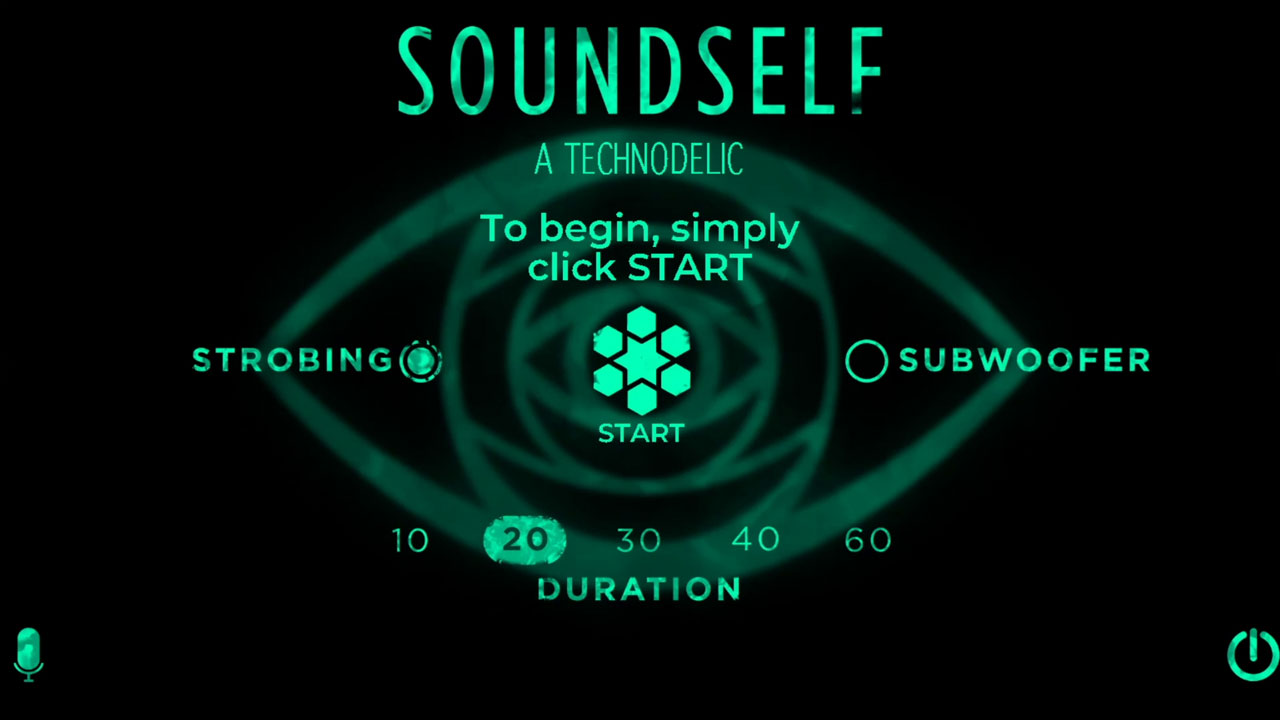 SoundSelf: A Technodelic
