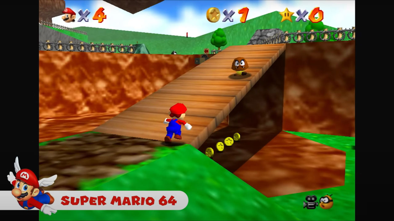 Super Mario 3D All-Stars could hurt game preservation