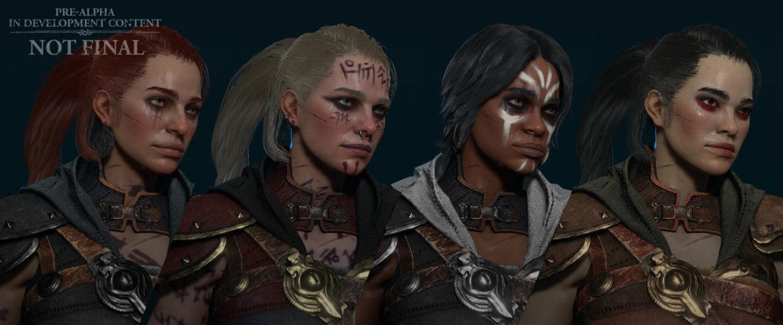 Diablo IV June 2021 Quarterly Update screenshot