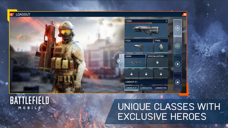 Battlefield Mobile promo image